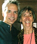 Michael Gott and Maggie Cole